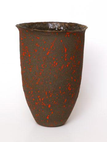 Stoneware Modern Art Vase 1