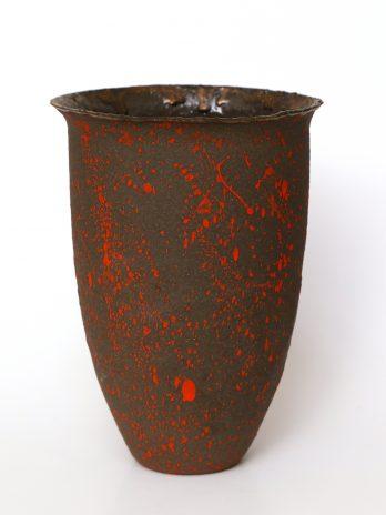 Stoneware ModernArt Vase 2